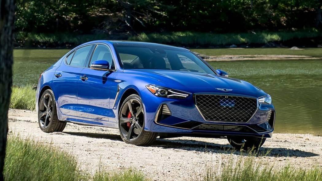 Genesis G70今年榮獲2019 Car of the Year 北美年度...