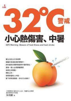 《32℃警戒:小心熱傷害、中暑》