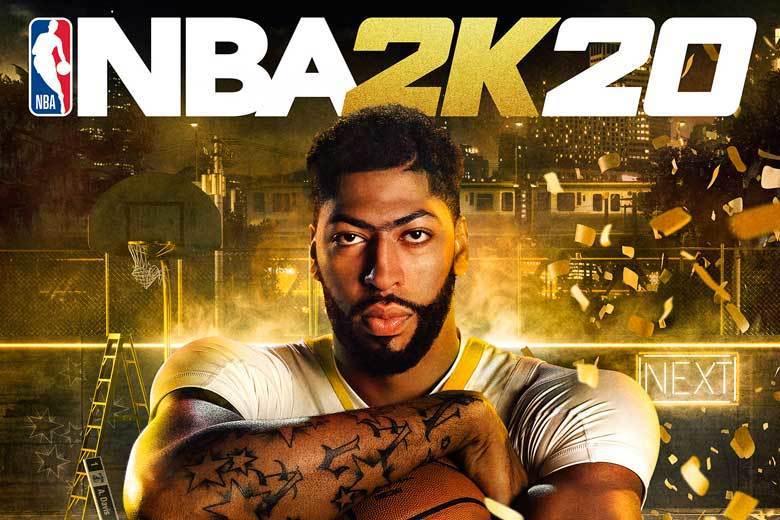 NBA 2K20除了由話題最火熱的湖人新球星戴斯維擔任代言人外,還加入了WNBA...