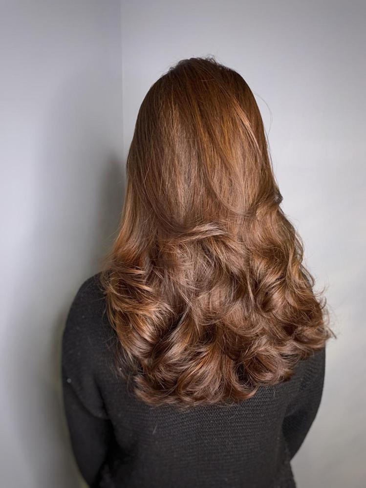 髮型創作/inspace hair / Uny Mei Mei。圖/StyleM...