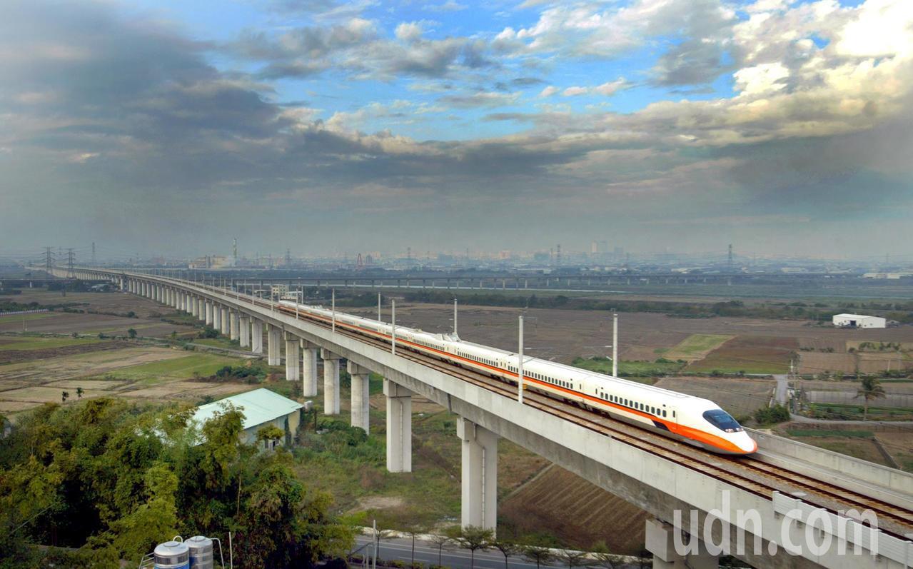 高鐵南延屏東一直備受討論。本報資料照片