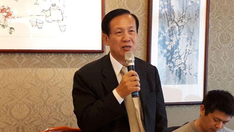 商總理事長賴正鎰 記者游智文/攝影