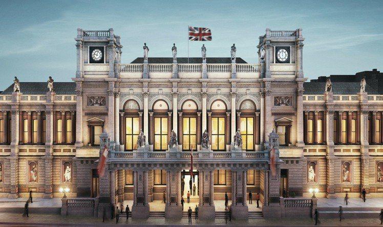 積家於倫敦皇家藝術學院舉辦「精妙之芯,時間之藝」晚宴。圖/積家提供