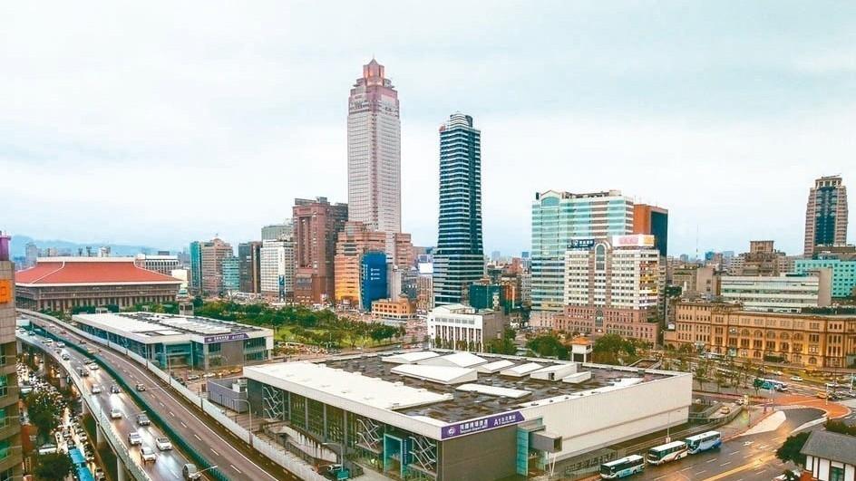 香港南海控股去年底拿下台北雙子星開發案,遭經濟部投資審議委員會駁回。 報系資料照
