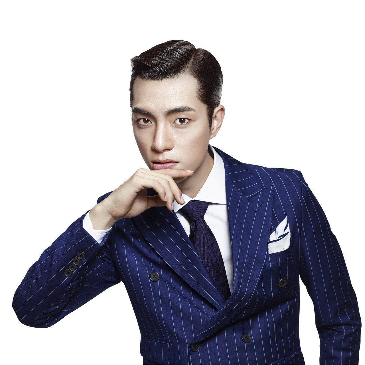 韓國潮流男士造型品「POWER SWING歐巴造型系列」登台開賣。圖/魅尚萱提供