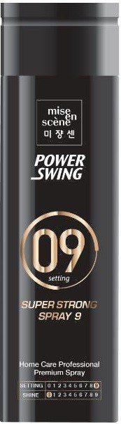 POWER SWING強硬歐巴定型噴霧,售價399元。圖/魅尚萱提供