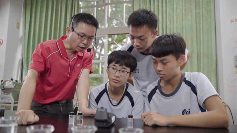 「新課綱─讓孩子成為更好的自己」紀錄影片將於Youtube播放。圖 / 十二年國教新課綱推動專案辦公室提供