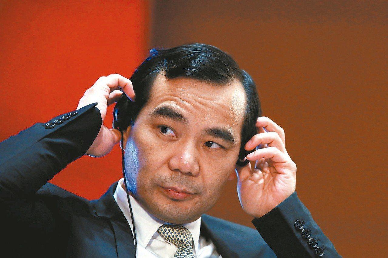 安邦集團前負責人吳小暉。 (路透資料照片)