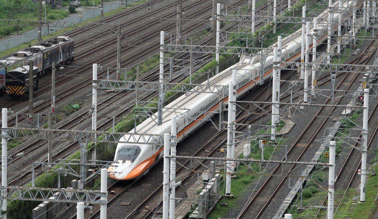今年四月,高鐵南延案二度審查沒闖過。記者劉學聖/攝影
