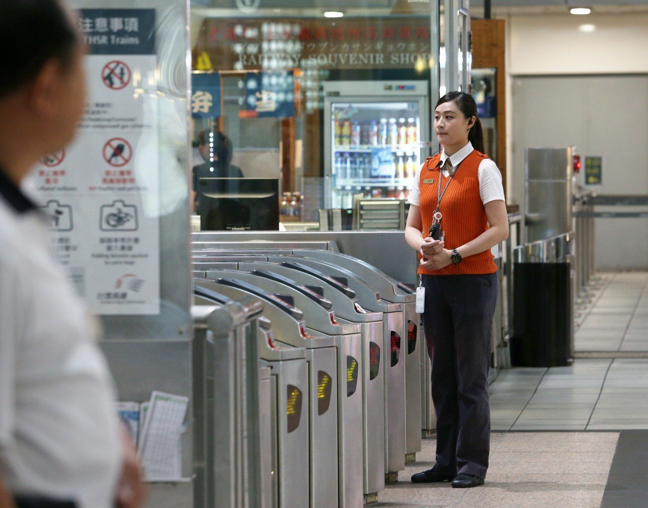 高鐵是否南延屏東,成為選戰議題。記者劉學聖/攝影
