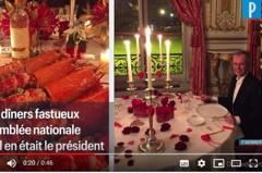 法國納稅人的錢拿去幹嘛了?官員吃龍蝦!