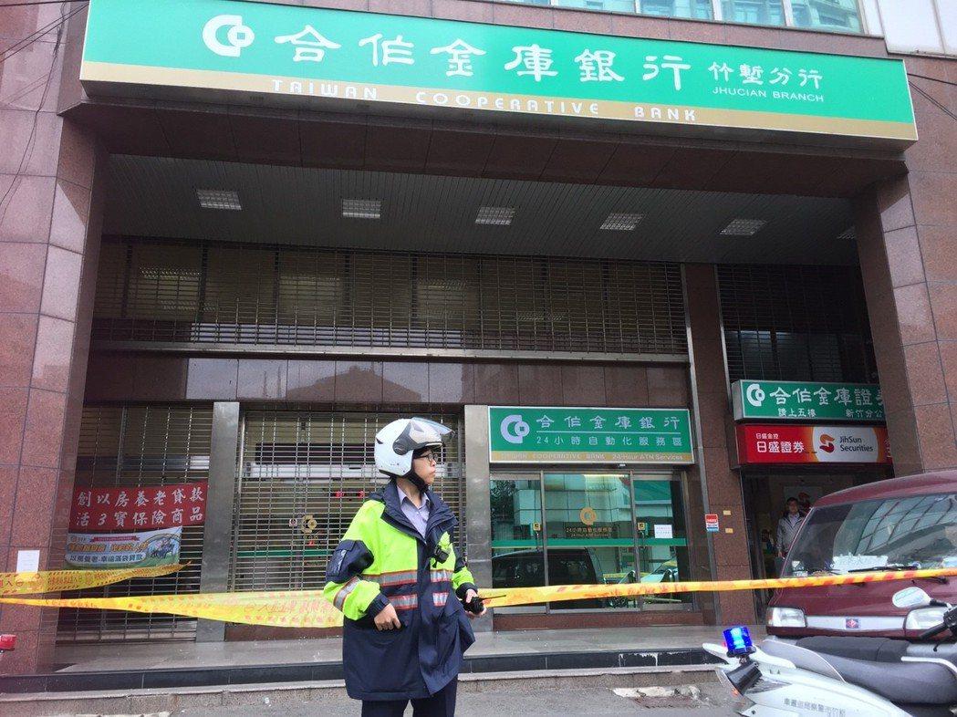 新竹市第2警分局偵查隊長蘇皇吉2017年9月底接任,11月底轄內就發生震驚全台的...