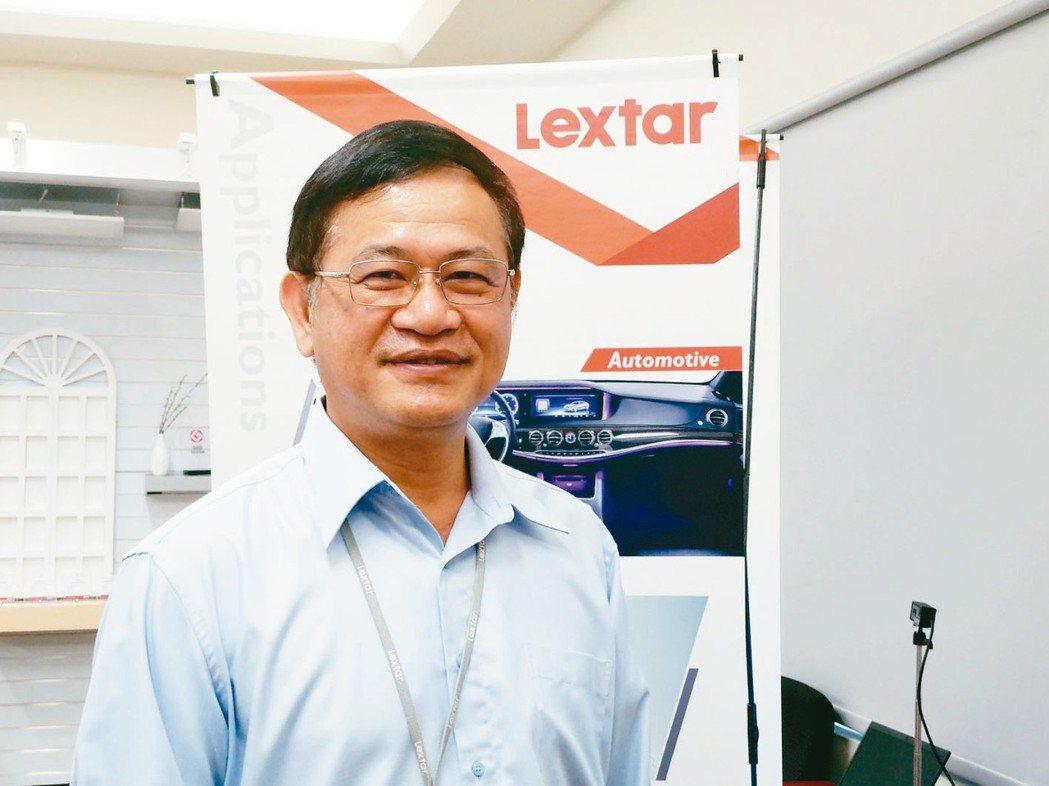 隆達董事長暨執行長蘇峰正 本報系資料庫