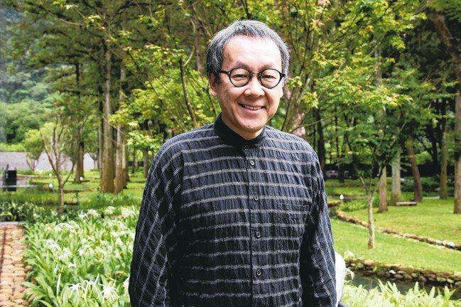 星野集團代表 星野佳路在日本有「經營之神」美譽。 圖/陳志光、游慧君