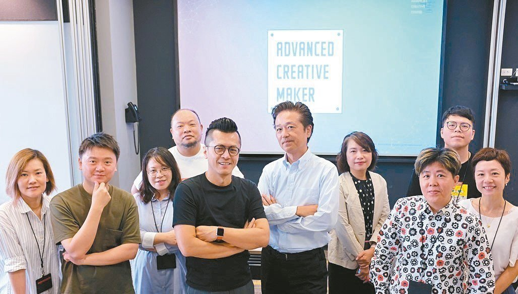 電通國華導入AI人工智慧Banner自動生成系統-ACM平台。 電通國華/提供