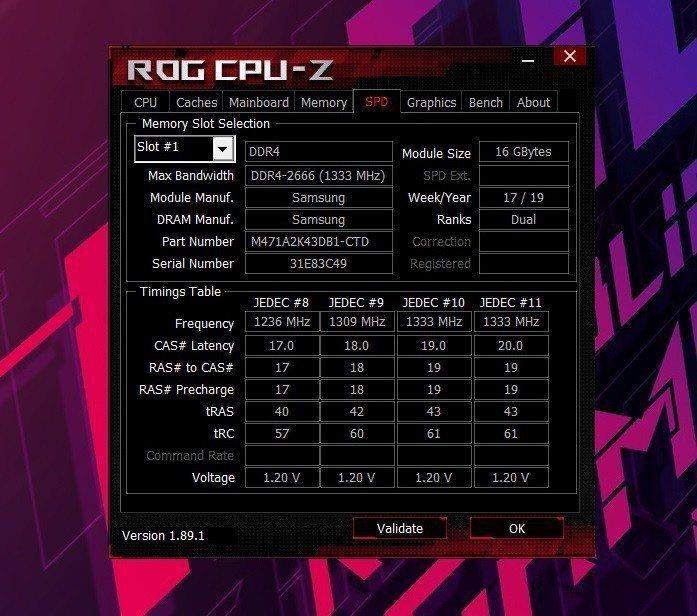 記憶體DDR4 2666 16G可再升級至32GB。 彭子豪/攝影