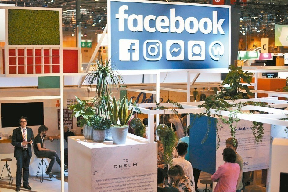 法通過課徵數位稅,臉書、字母等業者首當其衝。 美聯社