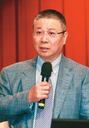 緯創董事長林憲銘 (本報系資料庫)