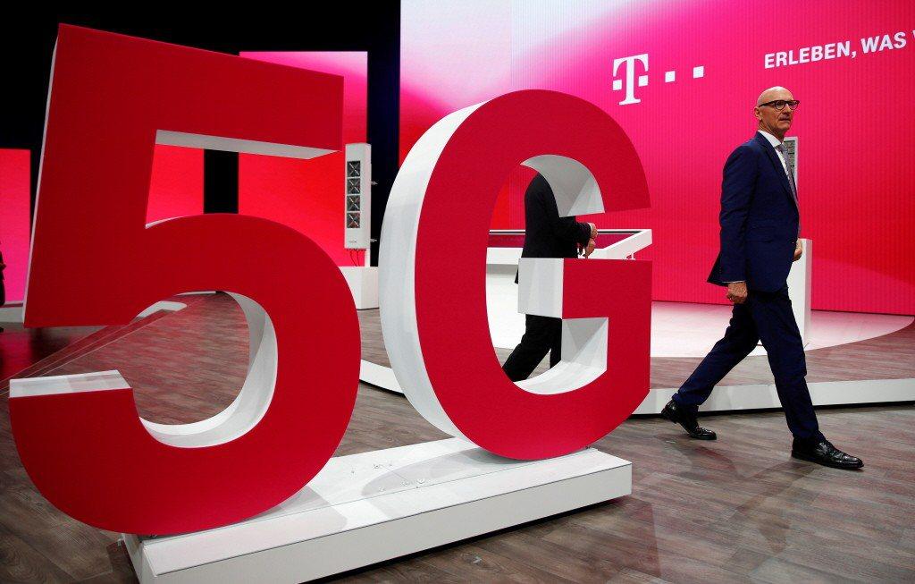 5G產業商機大。示意圖/路透