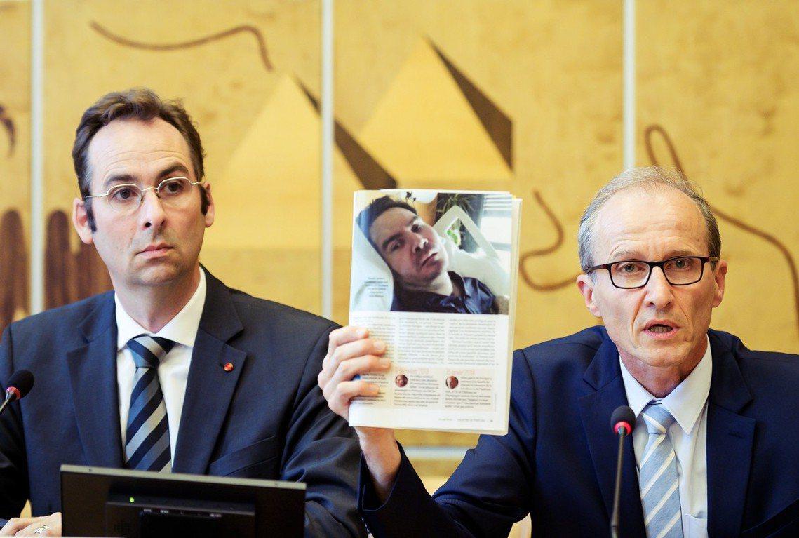 蘭伯的父母也持續奔走,幾次透過歐洲人權法院、聯合國人權理事會的管道,希望藉由外力...