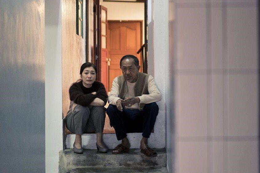入圍最佳劇情長片的《老大人》劇照。 圖/台北電影節