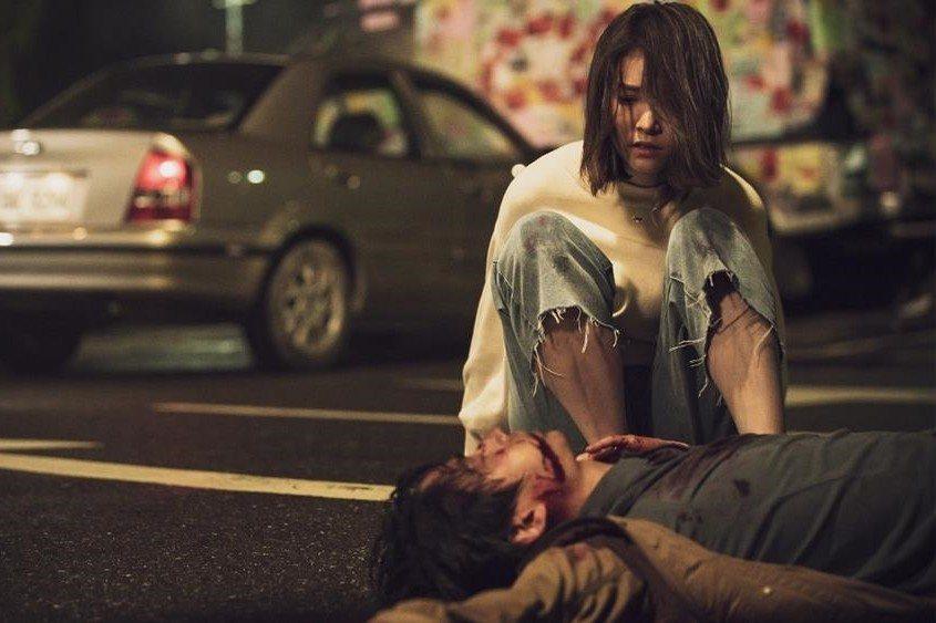 入圍最佳短片的《肇事者逃逸》劇照。 圖/台北電影節