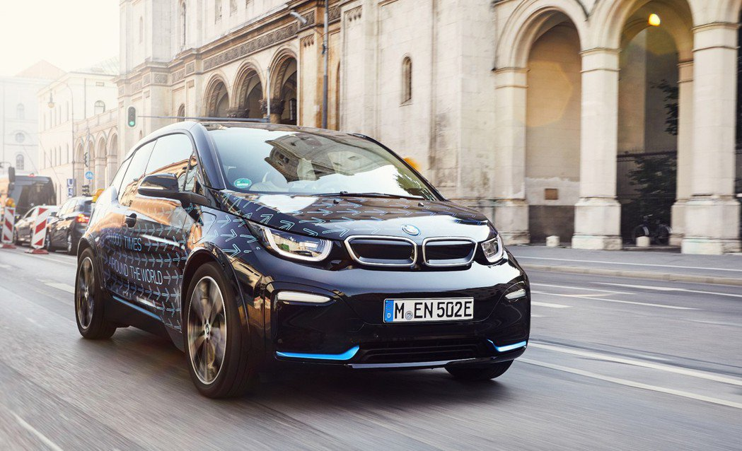 BMW集團的電動車包括BMW i、BMW iPerformance與MINI E...