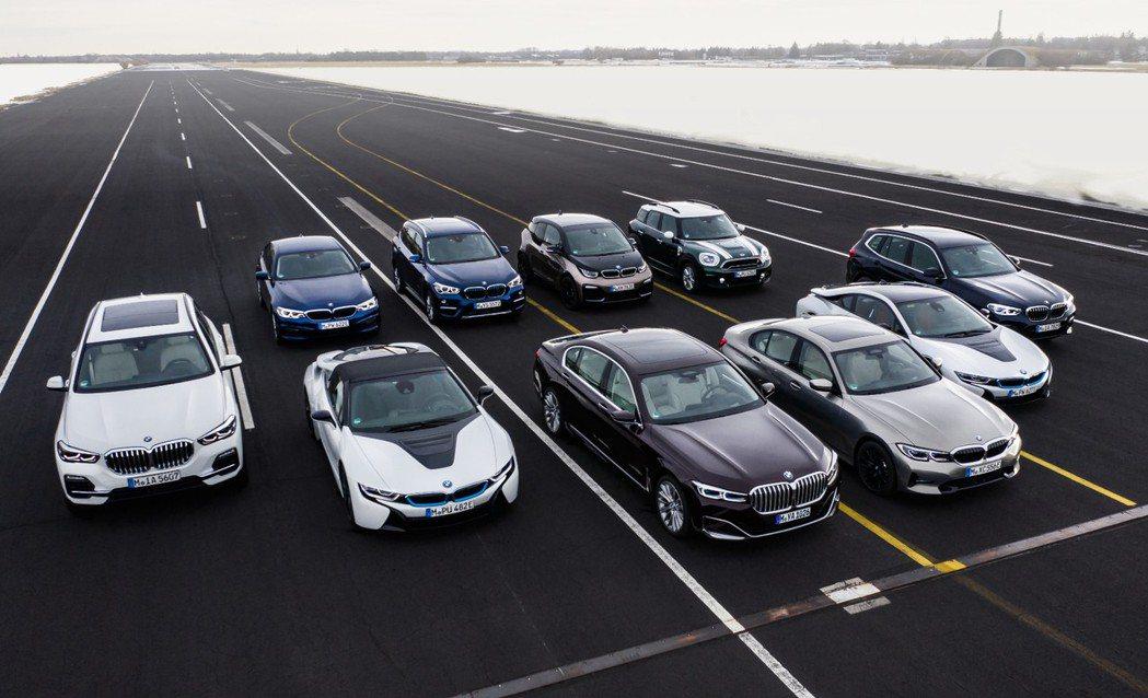 BMW已經調整品牌的電動車計畫,期望在加快腳步推出新型電動車後,能夠為品牌帶來銷...
