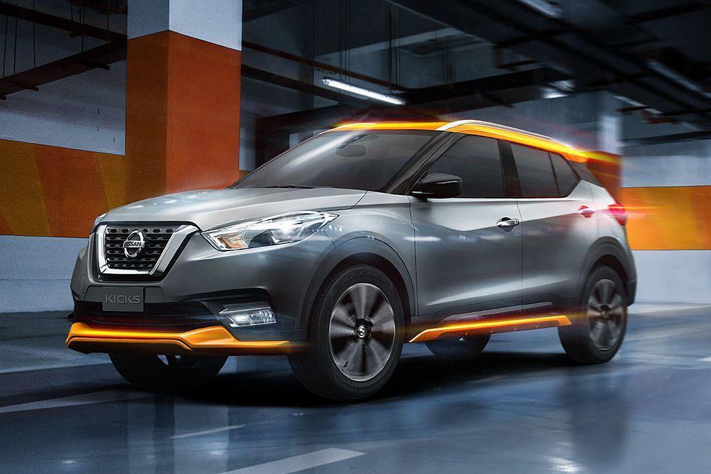 國產Nissan Kicks逐步熱賣,就算上半年賣出8,069輛也只能排在第二。...