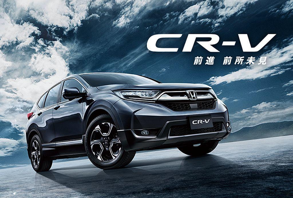 過往國產休旅銷售霸主Honda CR-V,雖然上半年依舊有7,896輛的銷售表現...