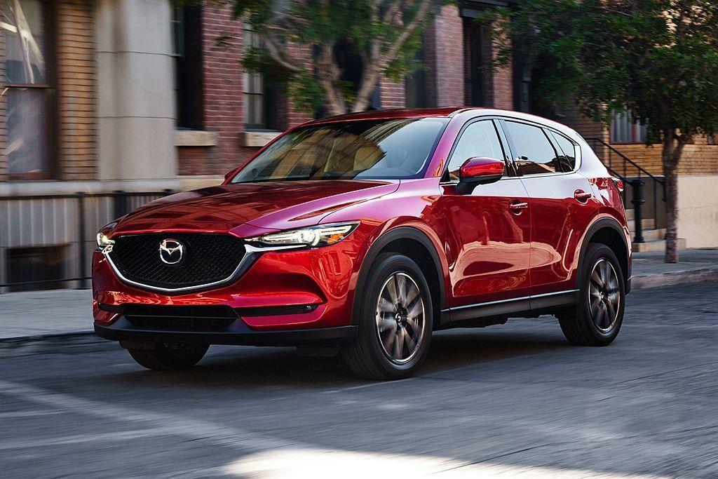 日系Mazda CX-5上半年以2,677輛的銷售數量排行第七。 圖/Mazda...
