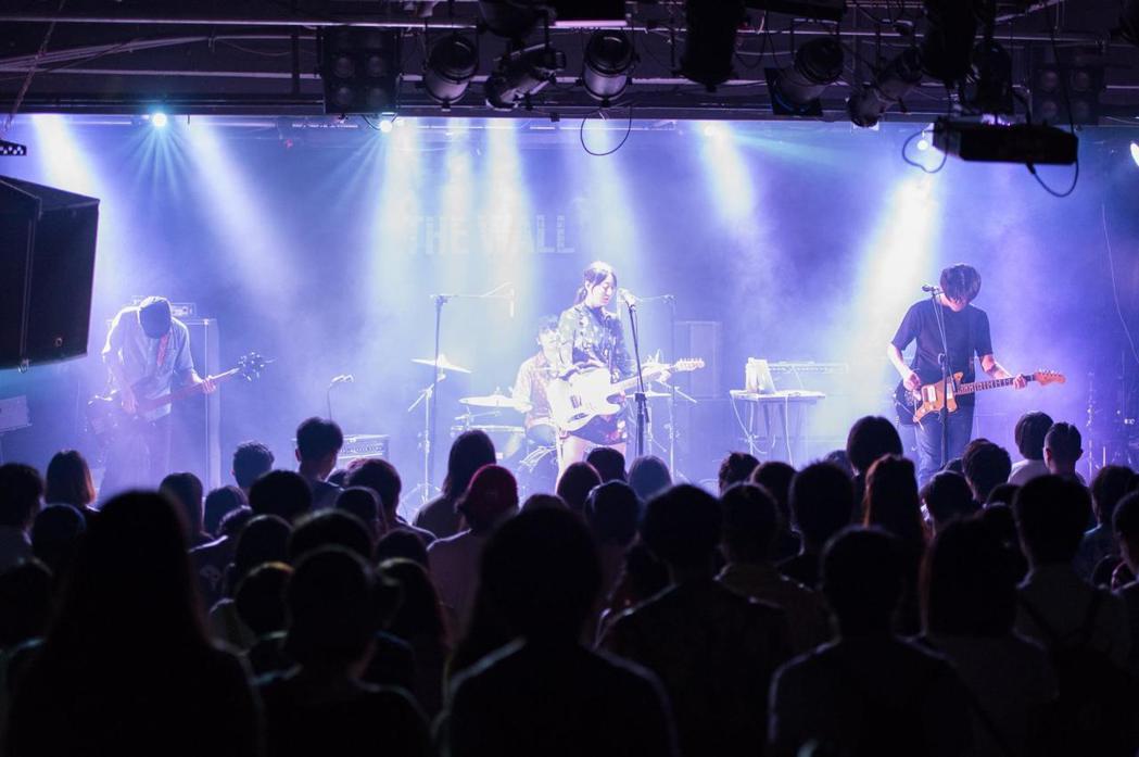 日本樂團broken little sister曾獲邀參加「瞪鞋音樂祭」。 圖/...
