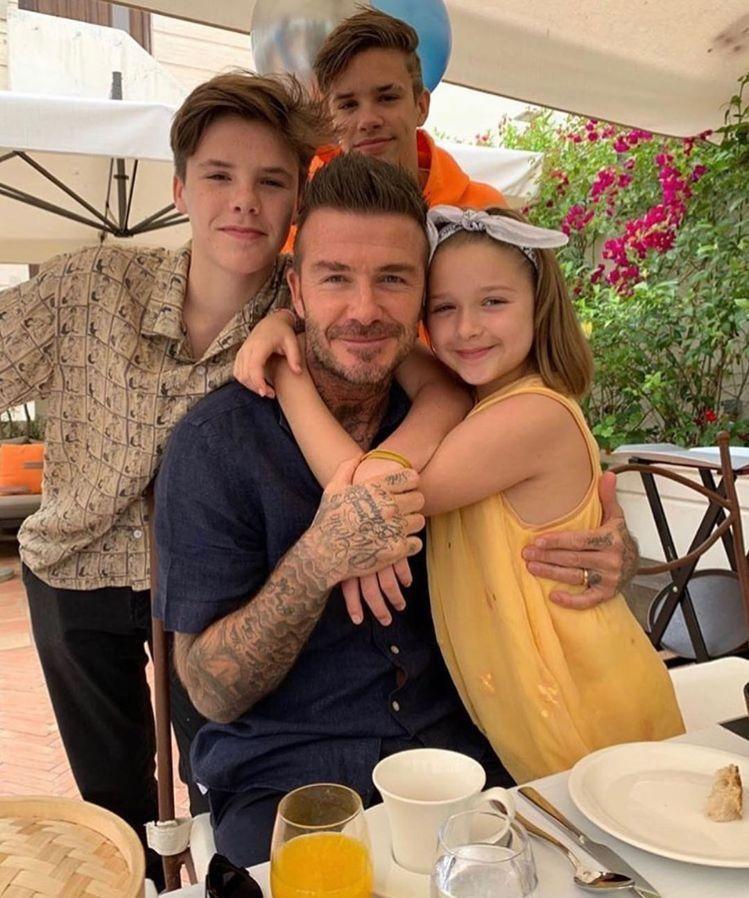 貝克漢家的小女兒小哈潑(Harper Seven Beckham)迎來8歲生日,...