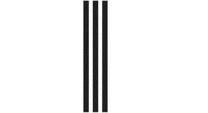 圖一、adidas申請歐盟智財局註冊的三條線商標 (圖片來源:T-307/17 ...