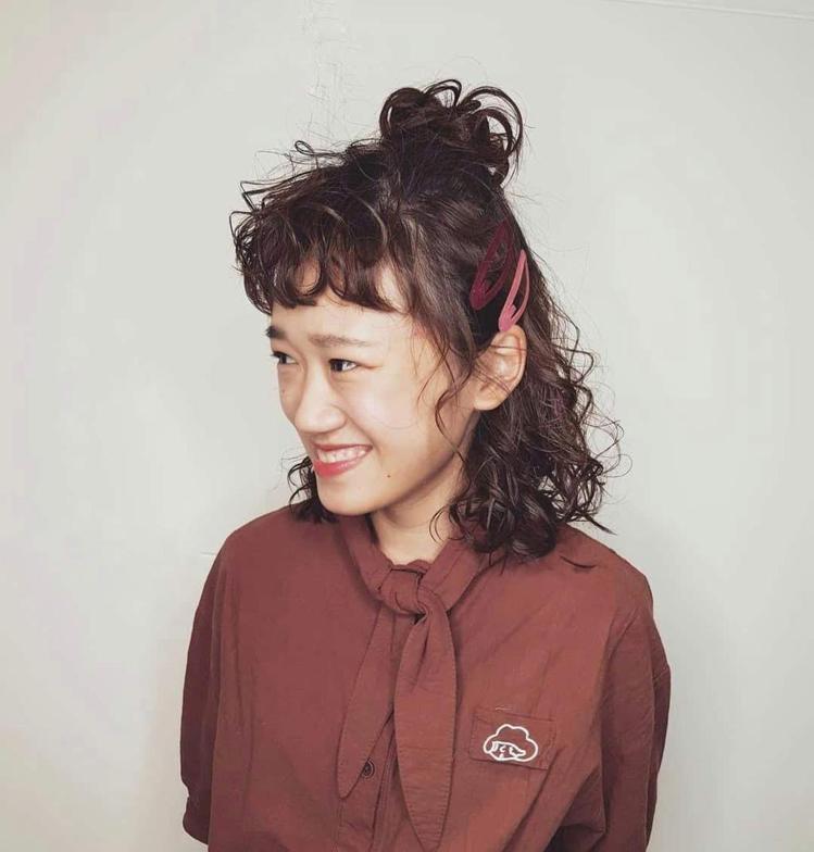 髮型創作/紐約時尚美學沙龍 中正店 / Jen。圖/StyleMap美配提供