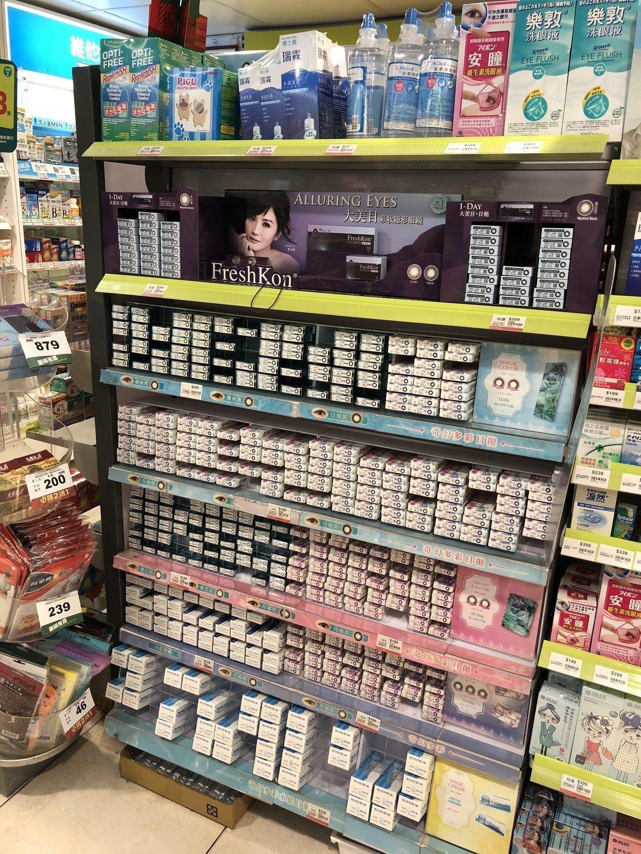 很多民眾到日本玩都會上藥妝店掃貨,但在藥妝店採購的保健食品、藥品、甚至隱形眼鏡等...