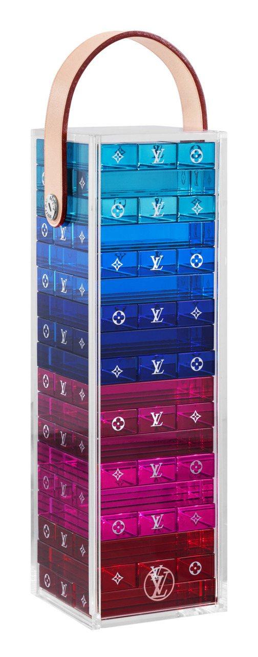 Monogram Tower,售價10萬5,000元。圖/LV提供