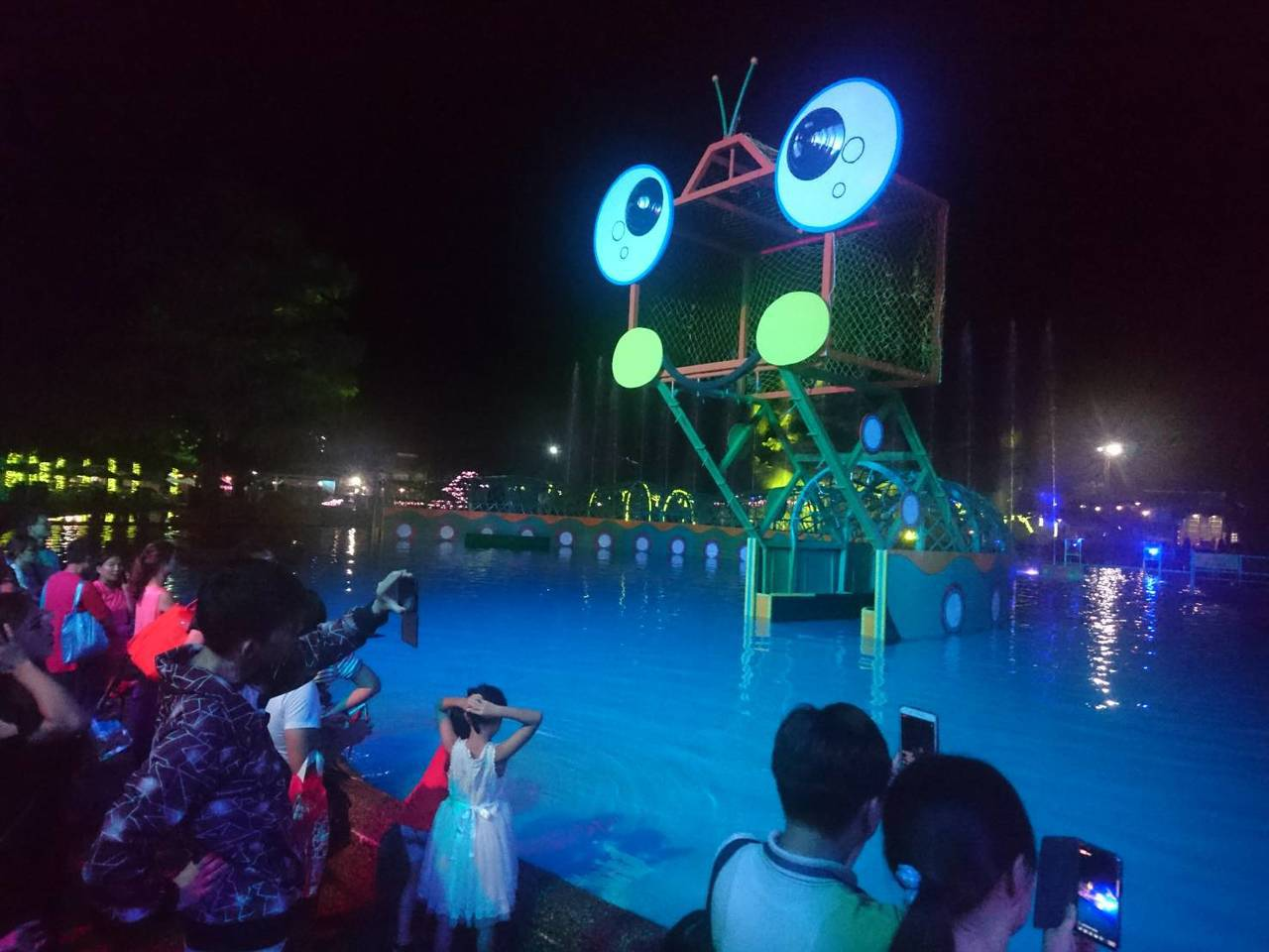 童玩星光場讓旅宿業開紅盤,來宜蘭多住一晚變多了。資料照片