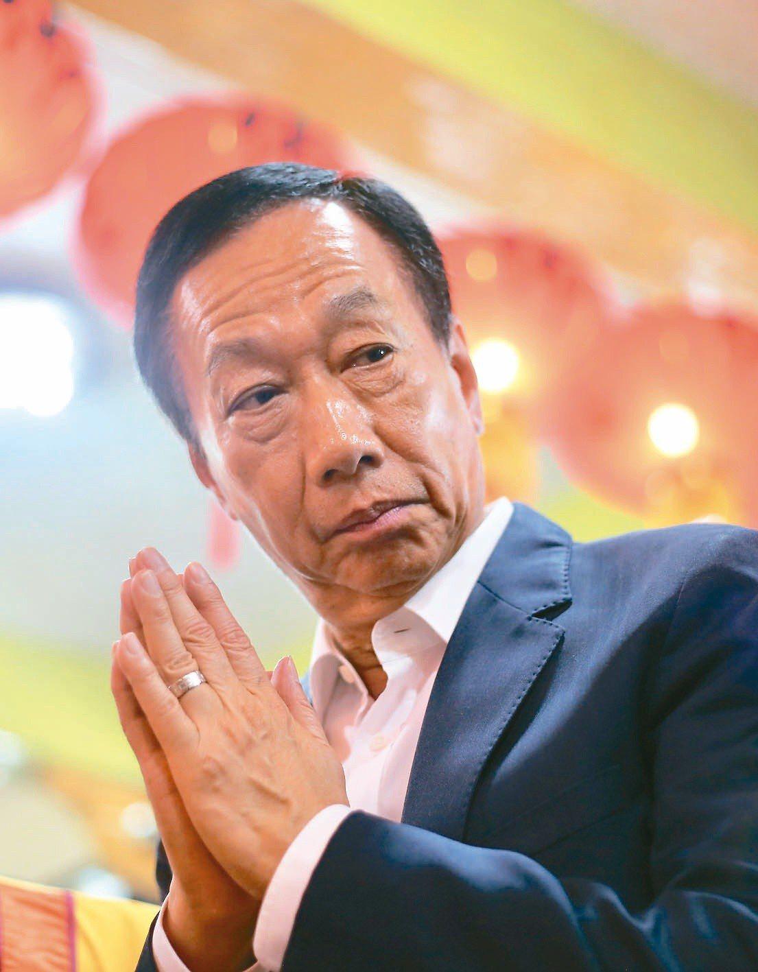 國民黨總統初選參選人郭台銘昨向高雄市長韓國瑜喊話,「就算大哥拜託你」,引發議論。...