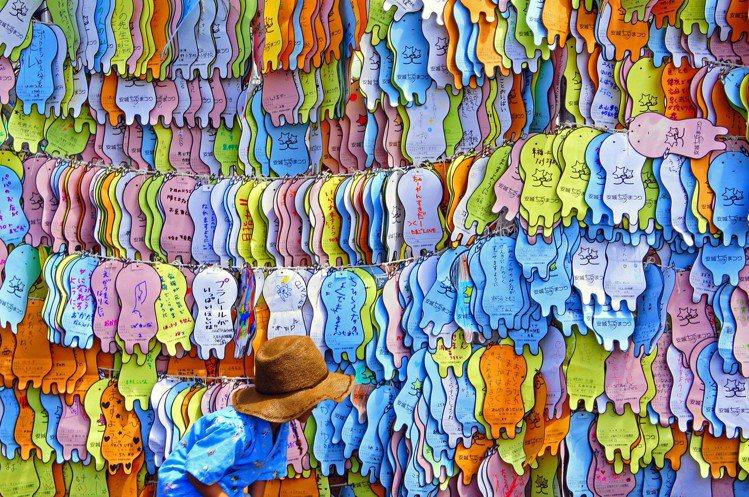 愛知縣「安城七夕祭」曾創下3天湧入100萬造訪人次的紀錄。圖/樂天旅遊提供