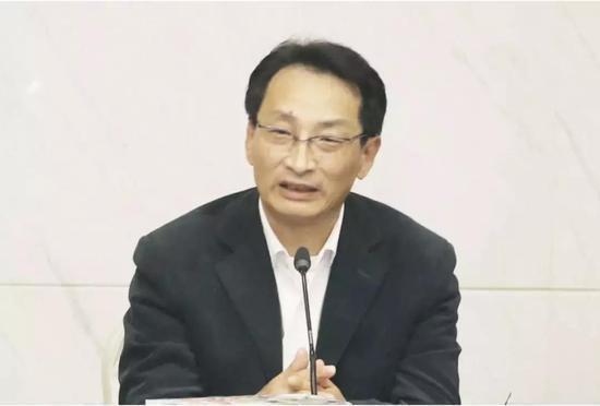 前北京市副市長陳剛。圖取自新浪