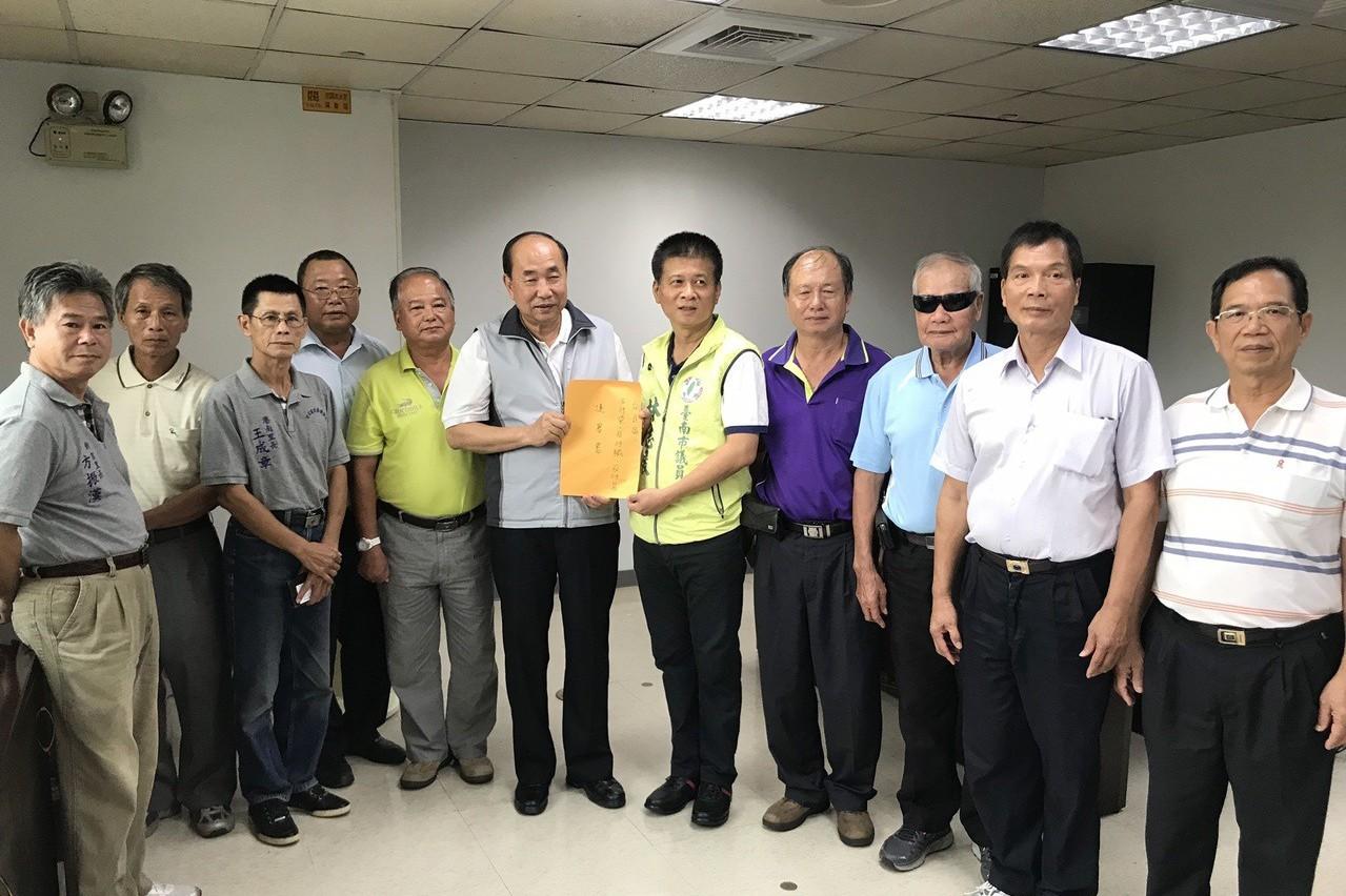 台南將設農業循環資源利用研究中心 安定區居民抗議