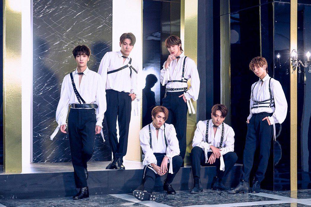 C.T.O新歌「START IT」釋出舞蹈版MV,粉絲讚「服裝禁慾系」。圖/環球
