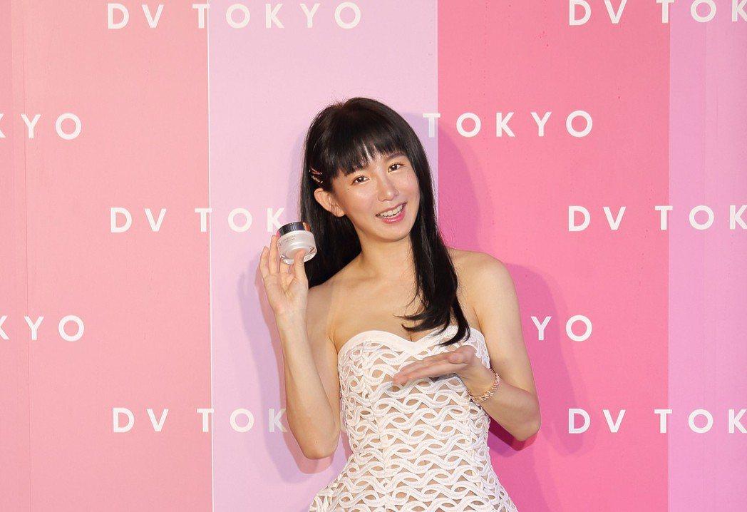 瑤瑤入圍本屆北影女主角。圖/DV TOKYO提供