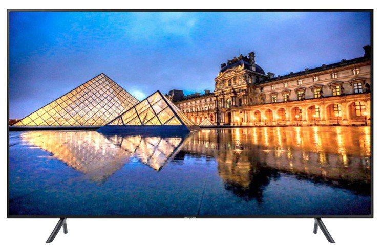 SAMSUNG 65型智慧UHD液晶電視,原價45,900元、全國電子破盤價39...