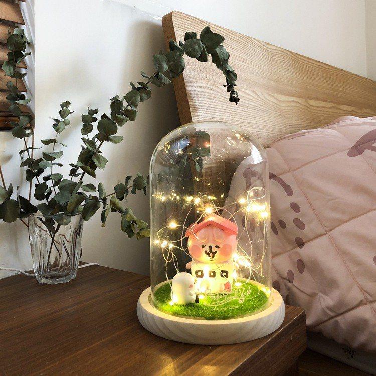 7-ELEVEN「卡娜赫拉的小動物-夏日夢遊仙境」限量LED公仔氣氛燈,7月17...