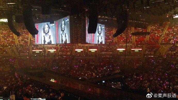 鄭秀文今晚於香港紅館開唱。圖/摘自微博