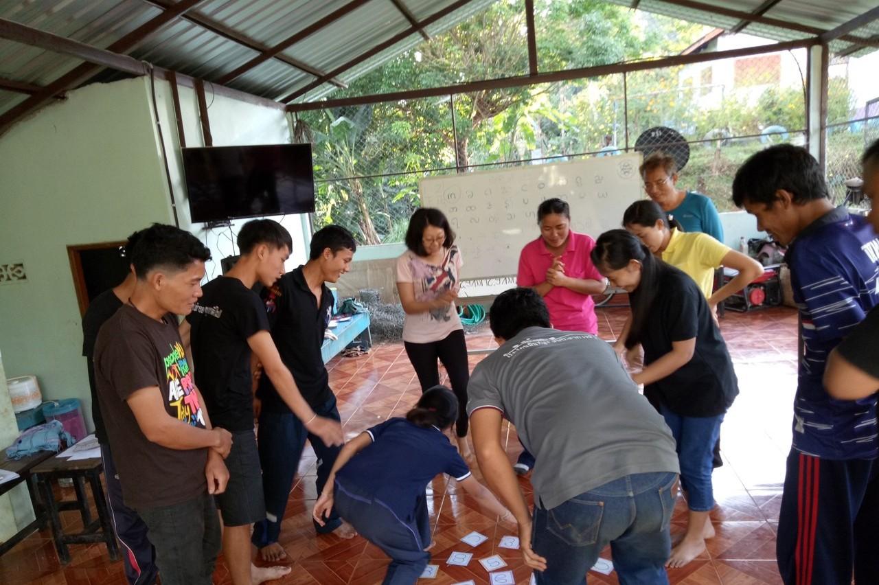 青年教師深入泰緬邊境60天 協助培力傳統文化師資