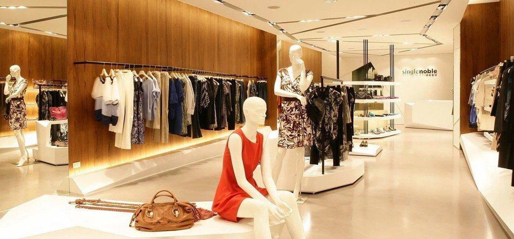 知名服飾品牌獨身貴族爆出欠薪撤櫃,桃園市勞動局也有受理勞資爭議調解案件。圖/翻攝...
