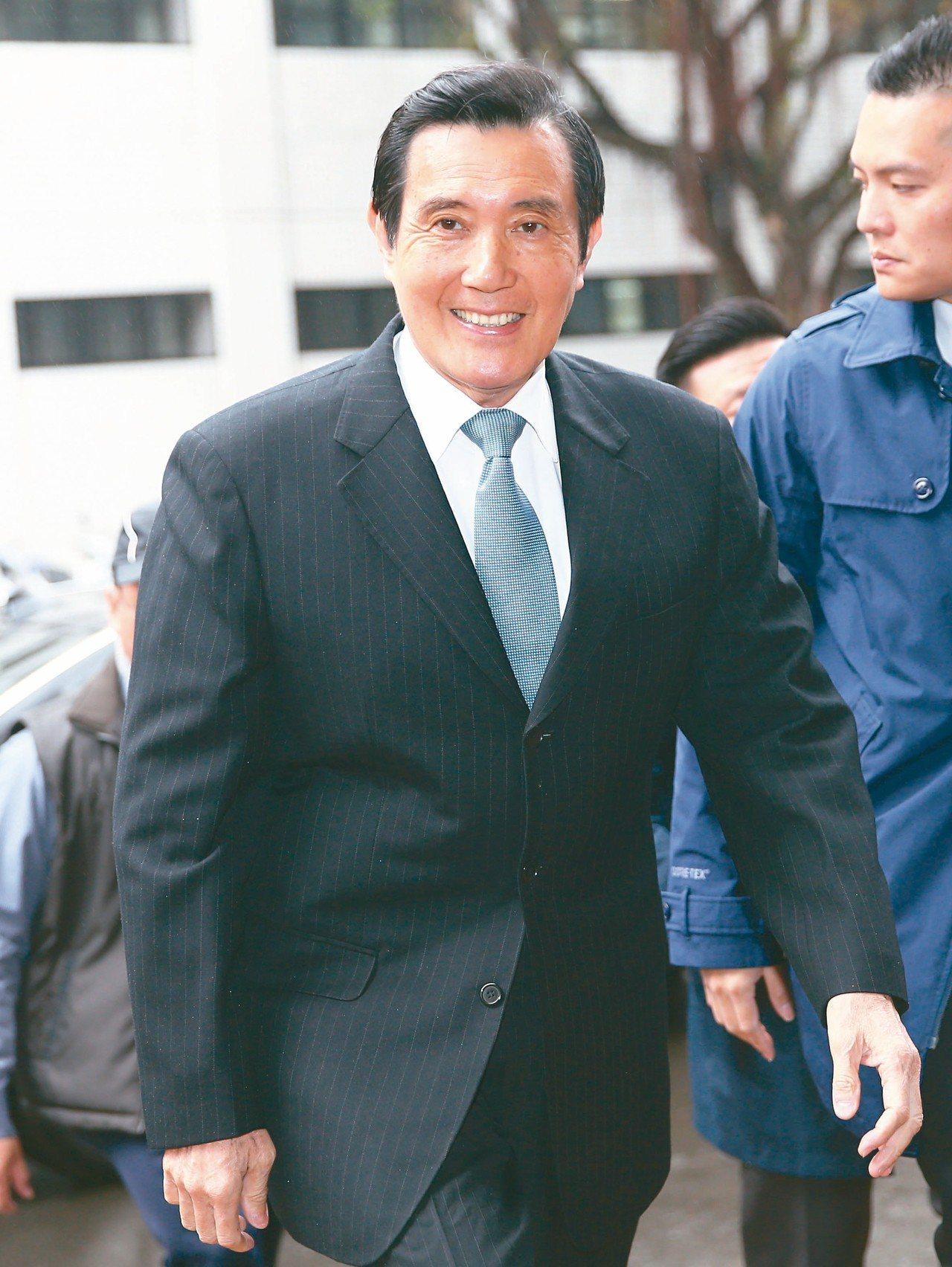 前總統馬英九被起訴洩密案,高院更一審昨以檢方舉證不足,而他對於初選後黨內維持團結...